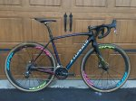 2014 Specialized Crux Pro Carbon Disc Brakes 54cm