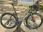 Specialized S Works Tarmac Carbon Road Bike 56cm