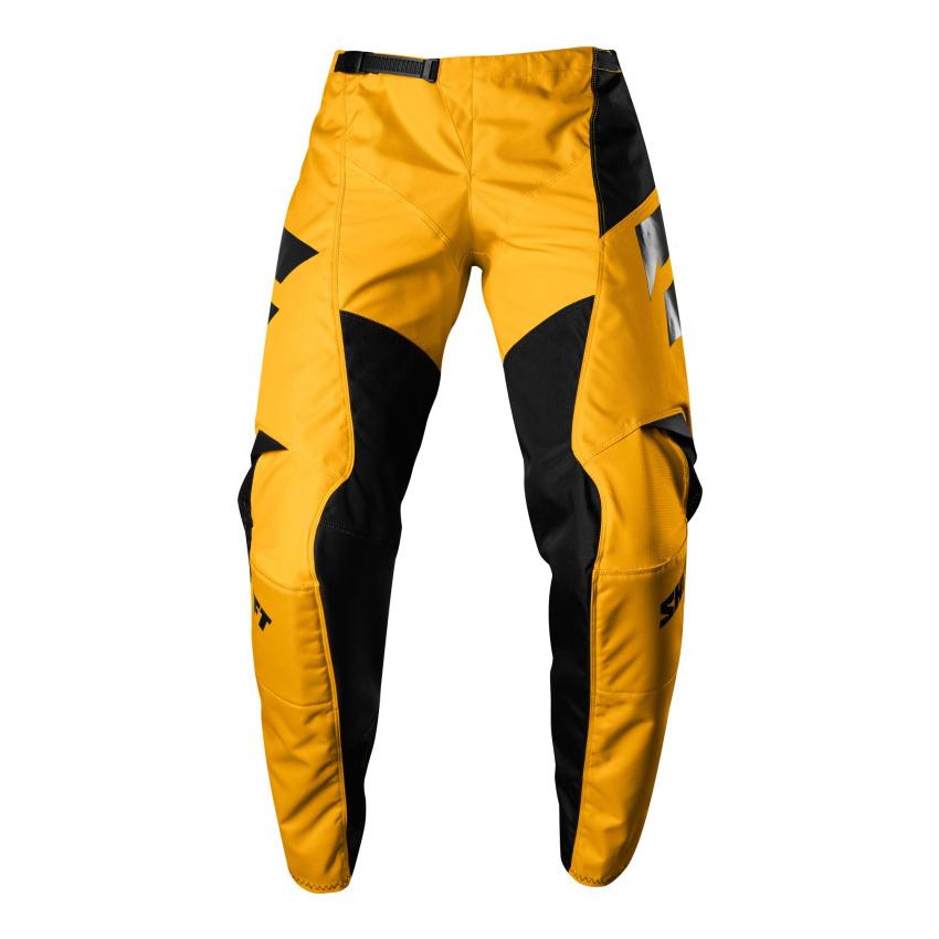 ... Kalhoty - SHIFT Whit3 Ninety Seven 2018 - žlutá. PrevNext 0786e3ef3a