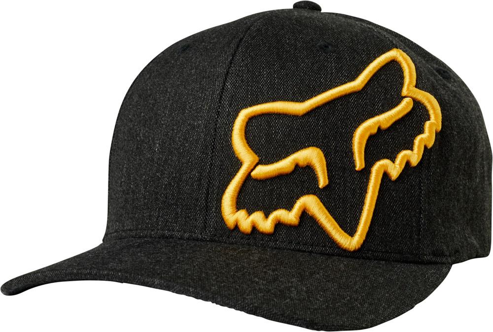 cd603c1bbbf Čepice - FOX Clouded Flexfit Hat 2018 - černá
