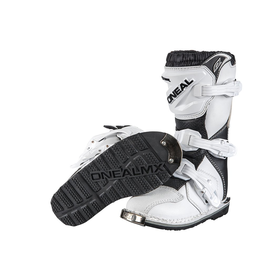 Dětské boty na motocross - O´NEAL RIDER - bílá 53c3904c4b