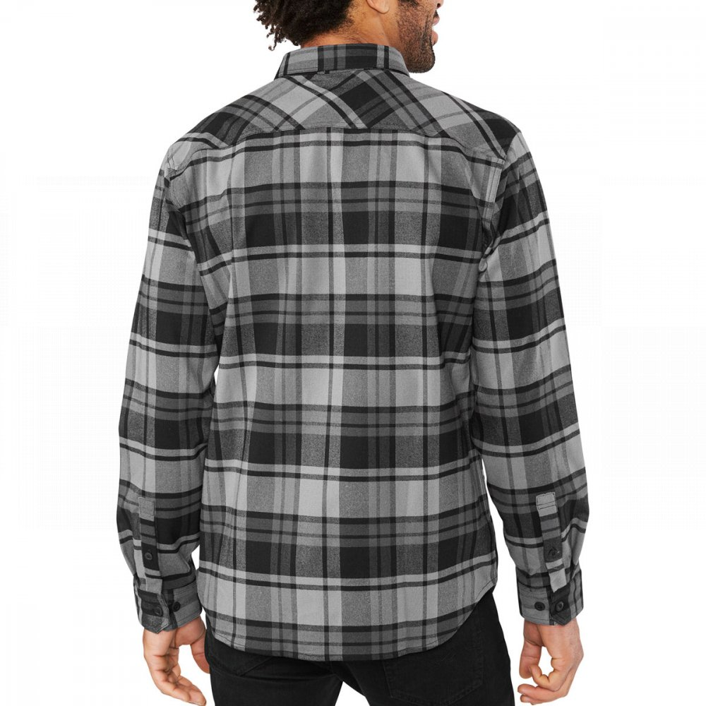 6294065cfe9c8 Košile - DAKINE Reid Tech Flannel 2019 - černá