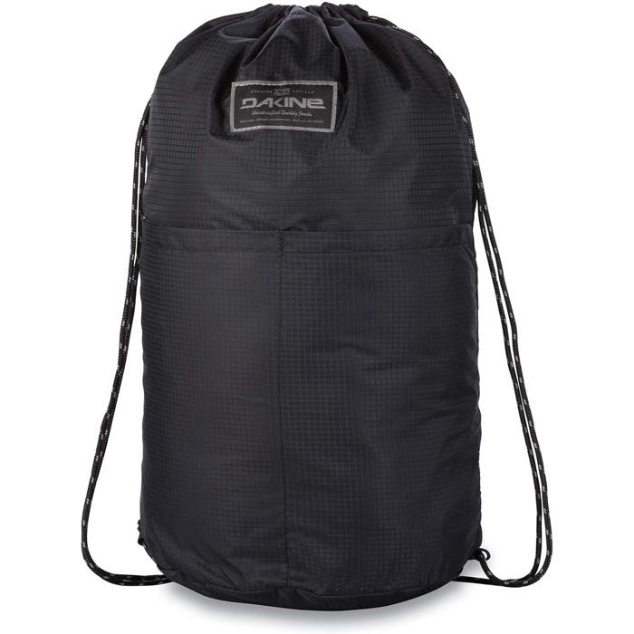 Batoh - DAKINE Stashable Cinchpack 2017 - černá 333e7fdaf9