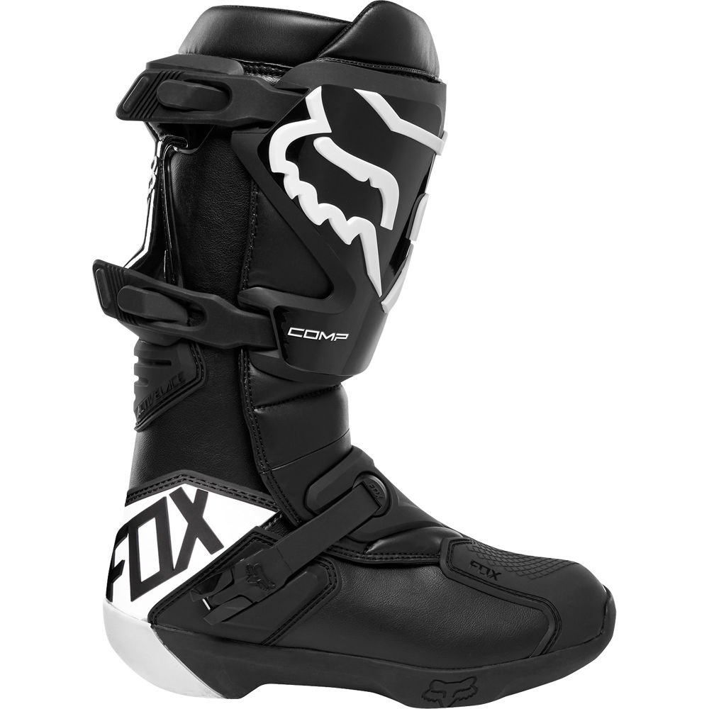 Boty na motocross - FOX Comp Boot 2019 - černá 5b7d9c7261