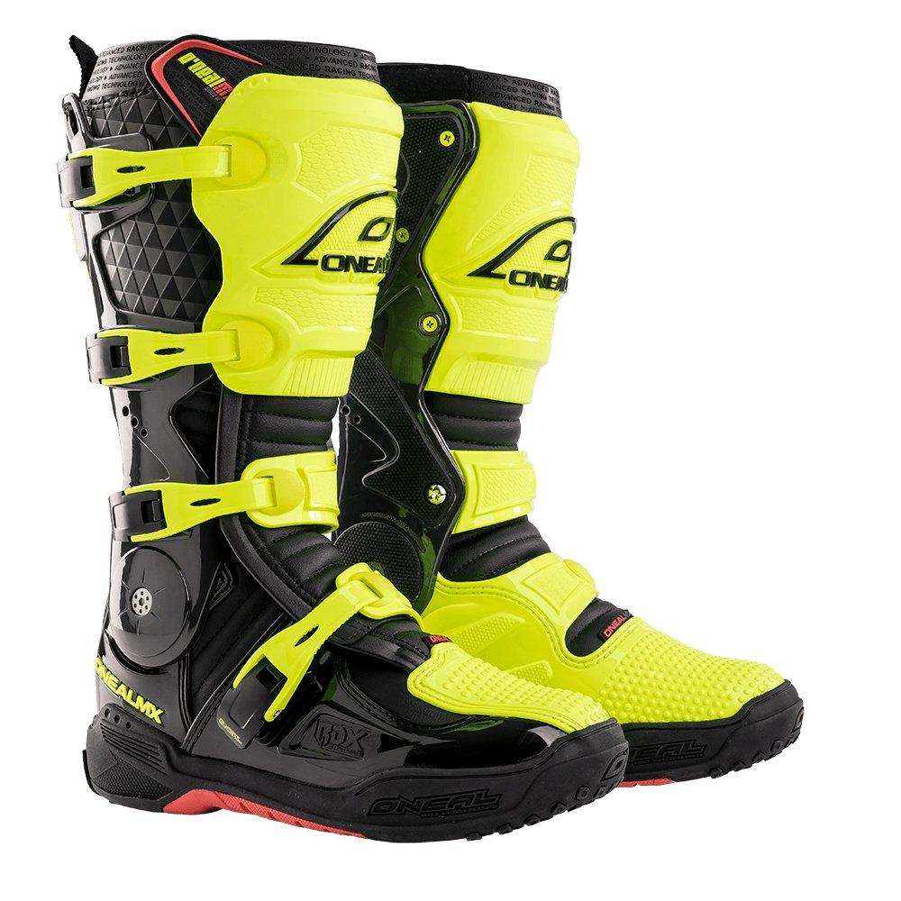 deaae4e3e45 Boty na motocross - O´NEAL RDX - žlutá