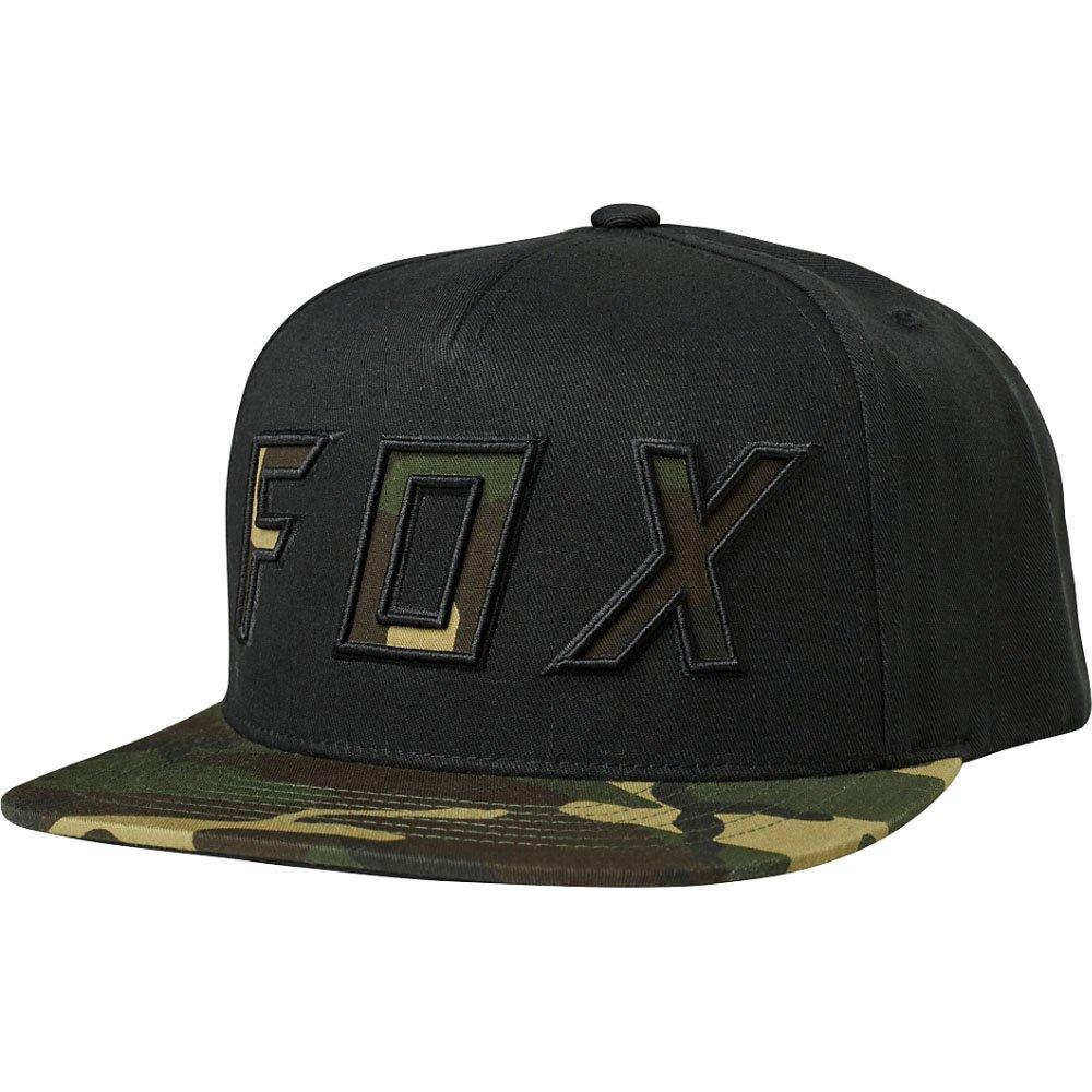 9f171d09229 Čepice - FOX Posessed Snapback Hat 2018 - černá