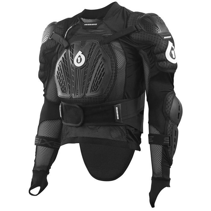 Chráničová vesta - SIX SIX ONE Rage Pressure Suit 2016 - černá a86a896ec5