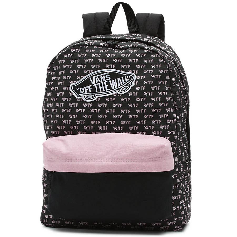 a923f9e5f Dámský batoh - Vans Realm Backpack 2017 - WTF