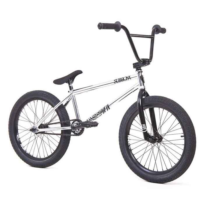 Freestyle BMX kolo - SUBROSA Malum Dirt 2012