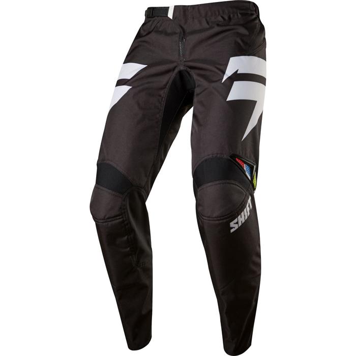 Kalhoty - SHIFT Whit3 Ninety Seven 2017 - černá - 36 (likvidace skladu) b9e8977da6