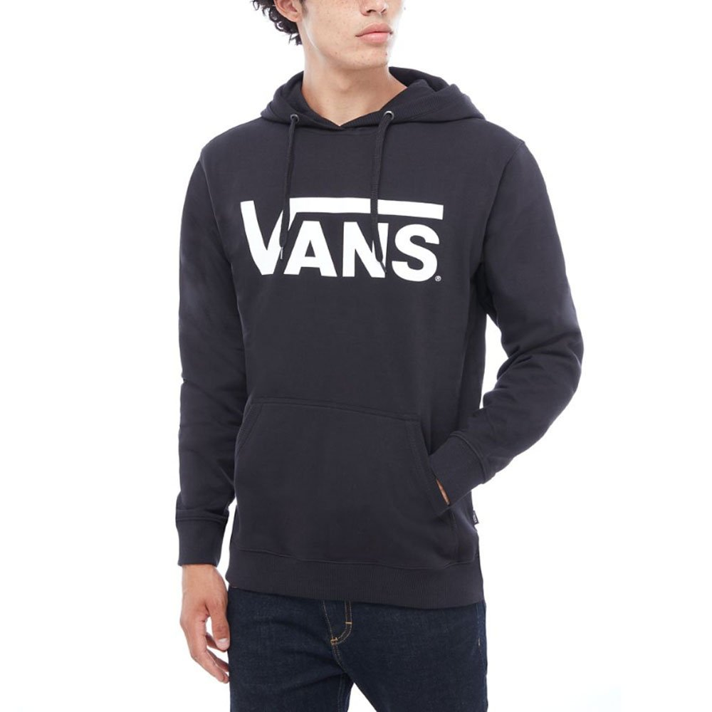 1f4bd20d19 Mikina - VANS Classic Pullover Hoodie - Black White