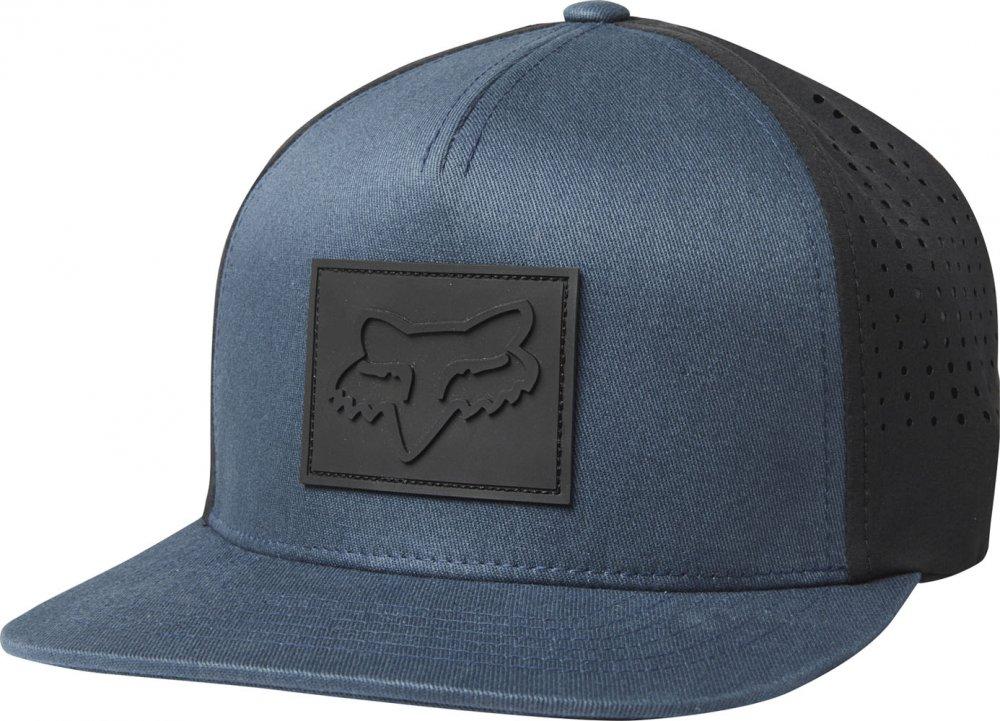 8aa48959526 Čepice - FOX Redplate Snapback Hat 2019 - Navy