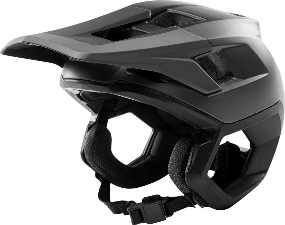 cc30162e5 Přilba MTB - FOX Dropframe Helmet 2019 - černá