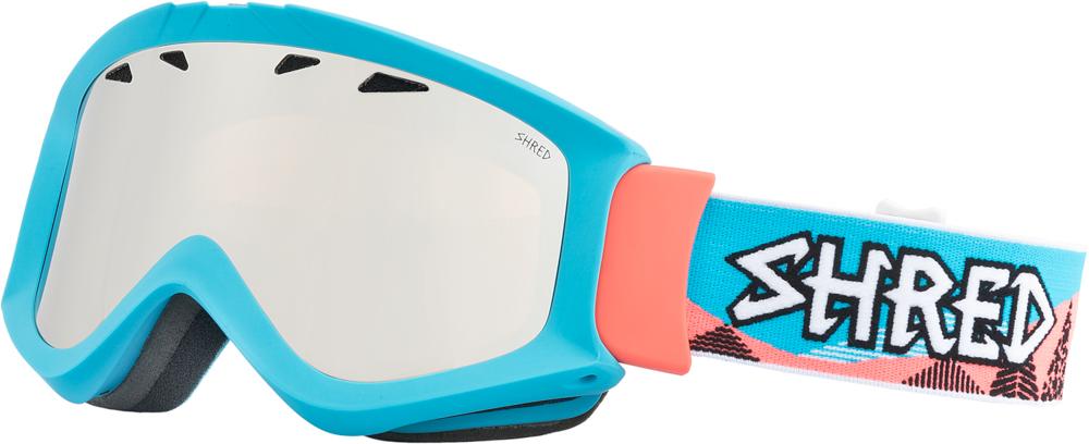 Zimní brýle - SHRED Tastic Timber - Blue Rust OS 297e0910627