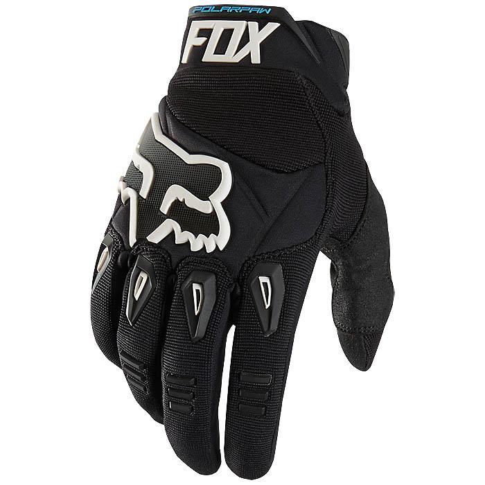 Zateplené rukavice - FOX PolarPaw 2016 - černá 932cfe2d25