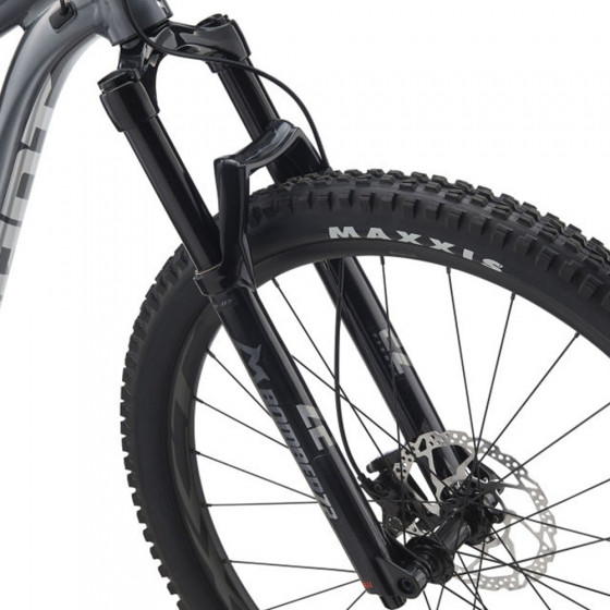 "Horské Trail / All-Mountain MTB kolo - GIANT Trance 29"" 3. 2021 - Black Ti/Black/Chrome"