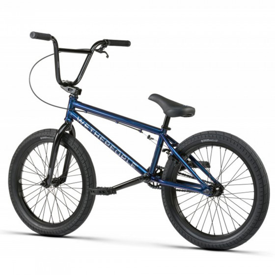 "Freestyle BMX kolo - WE THE PEOPLE CRS 20,25"" 2021 - Galactic Purple"