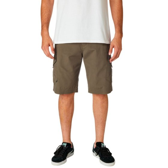 Kraťasy - FOX Slambozo Cargo Short - Dirt