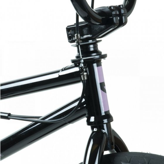 "Freestyle BMX kolo - TALL ORDER Flair Park 20,4"" 2019 - Gloss Black"