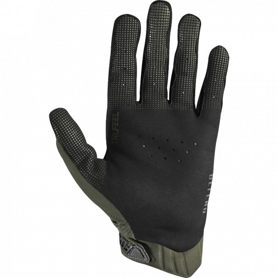 Rukavice - FOX Defend D3O Glove 2019 - Olive Green