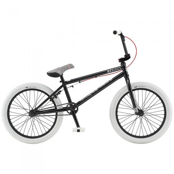 "Freestyle BMX kolo - GT Performer 20,5"" 2020 - BLK"