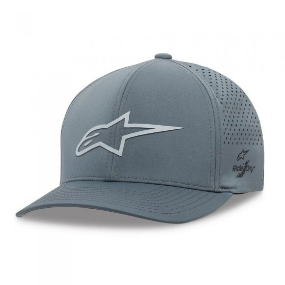 Čepice - ALPINESTARS Ageless Lazer Tech Hat - Charcoal