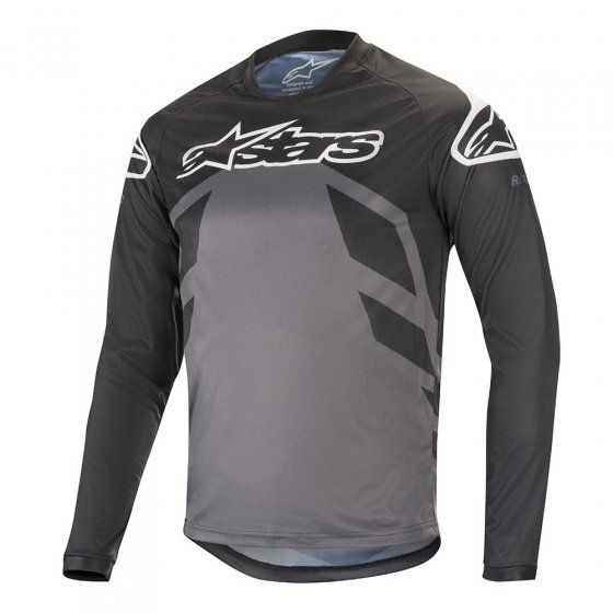 Dres - ALPINESTARS Racer V2 LS 2019 - Black/Anthracite/Grey