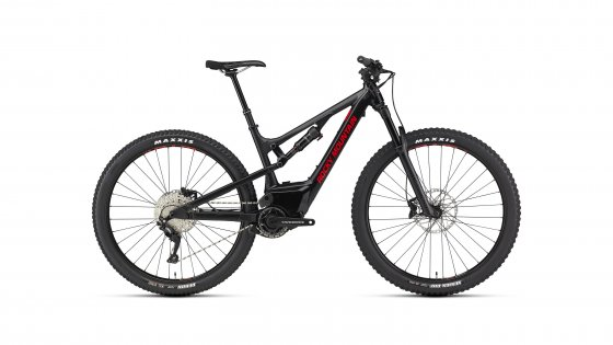 Elektro kolo - ROCKY MOUNTAIN Instinct Powerplay Alloy 30 C1 2020 - Black