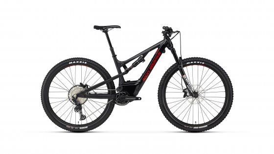 Elektro kolo - ROCKY MOUNTAIN Instinct Powerplay Alloy 50 2020 - Black