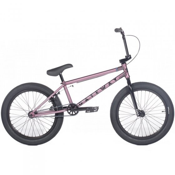 "Freestyle BMX kolo - CULT Gateway 20,5"" 2020 - růžová"