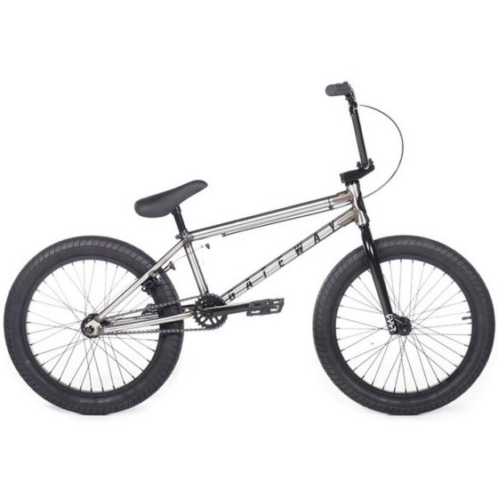 "Freestyle BMX kolo - CULT Gateway JR 20"" 2018 - chrom"