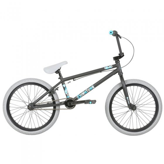 "Freestyle BMX kolo - HARO Downtown 20,5"" 2019 - Black/White"