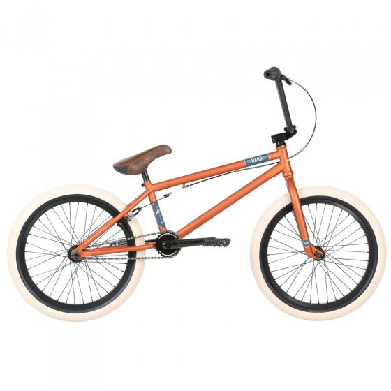 Freestyle BMX kolo - HARO Midway FC 21'' 2019 - Copper