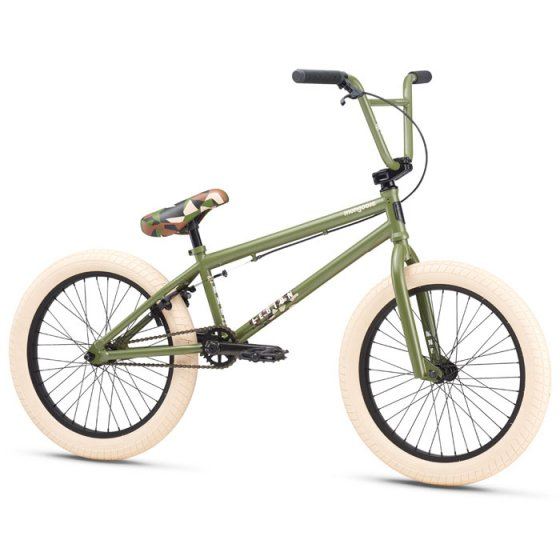 "Freestyle BMX kolo - MONGOOSE Legion L80 20,75"" 2017 - zelená"