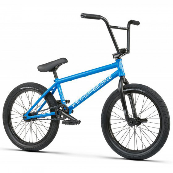 "Freestyle BMX kolo - WE THE PEOPLE Reason 20,75"" 2021 - Matt Blue"