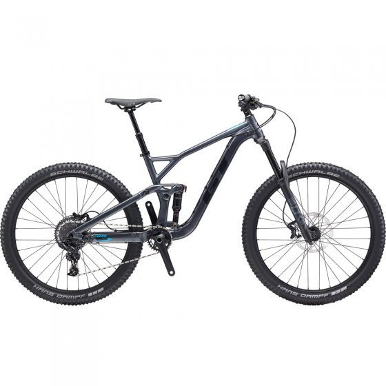 "Horské All-Mountain/Enduro kolo - GT Force 27,5"" COMP 2020 - Gunmetal"