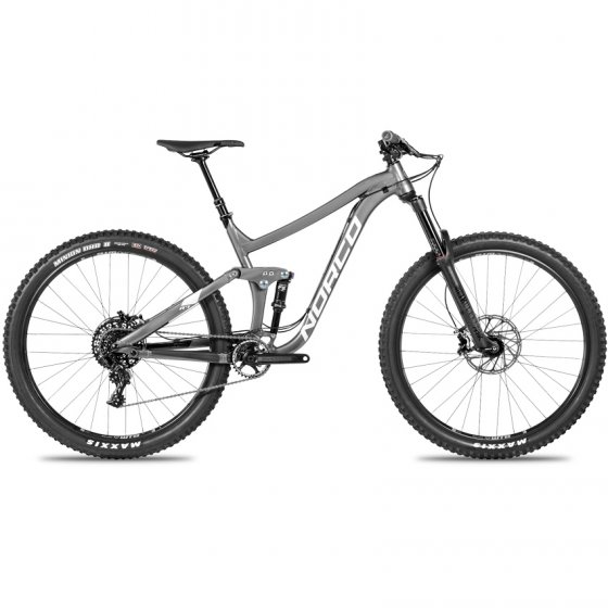 "Horské Enduro / All-Mountain kolo - NORCO Range A2 2018 29"" - šedá"
