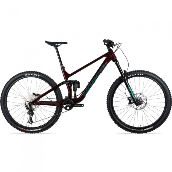 "Horské Trail / All-Mountain MTB kolo - NORCO Sight C3 29"" 2021 - Red/Green"