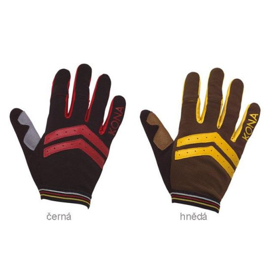 Rukavice - KONA Chevron Glove 2009