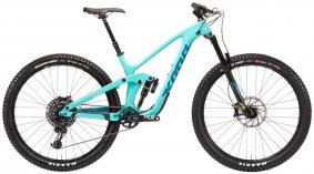 Horské Enduro / All-Mountain kolo - KONA Process 153 CR 29 2019 - modrá