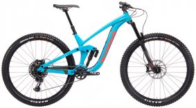 Horské Enduro / All-Mountain kolo - KONA Process 153 DL 29 2019 - Aqua