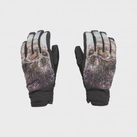 Zimní rukavice - VOLCOM Nyle Glove - Multi 430a1243d0