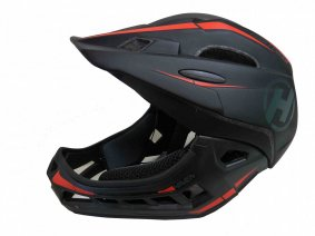 Přilba MTB - HAVEN Challenger 2019 - black/red