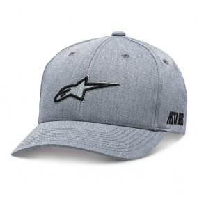 Čepice - ALPINESTARS Ageless Prop Hat - Grey Heather