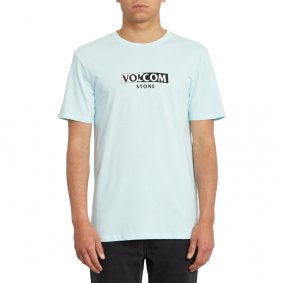 Triko - VOLCOM For Never Bsc Ss - Resin Blue