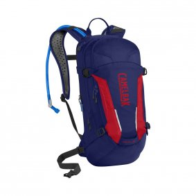 Batoh - CAMELBAK Mule 2018 - Pitch Blue/Racing Red