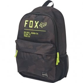 Batoh - FOX Non Stop Legacy Backpack 2020 - Black Camor