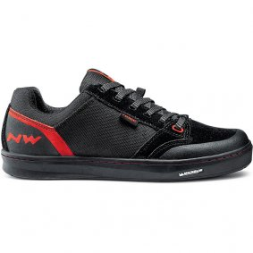 Boty - NORTHWAVE Tribe 2020 - Black/Red