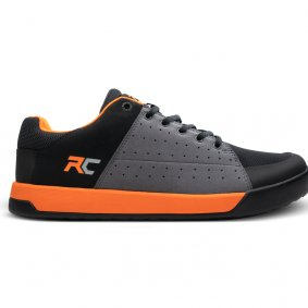 Boty - RIDE CONCEPTS Livewire - Charcoal/Orange