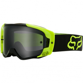 Brýle - FOX Vue Stray Goggle - Black/Yellow